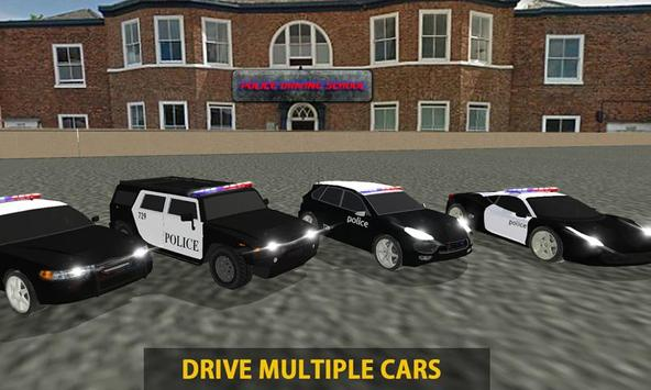 City Police Car Driving School screenshot 2