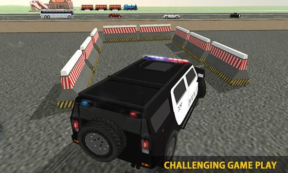 City Police Car Driving School screenshot 3