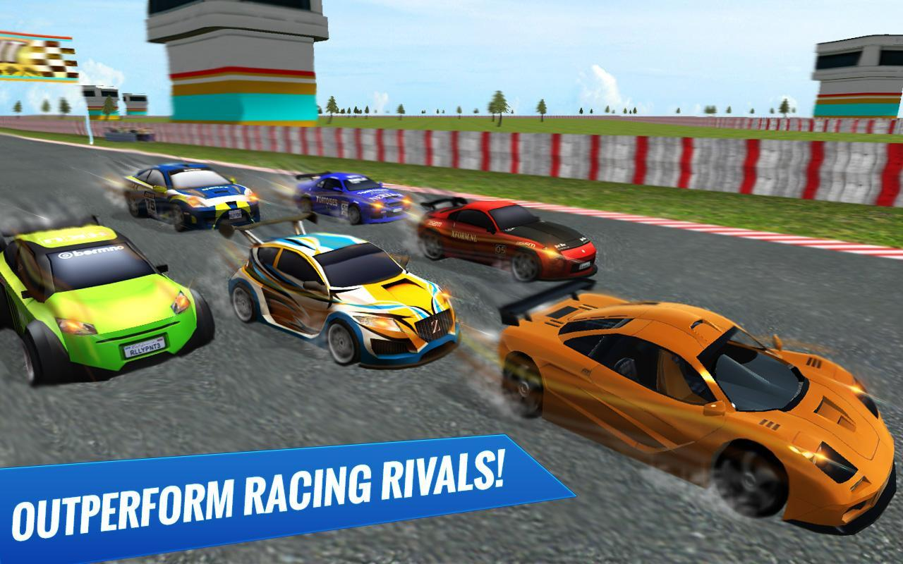 Super Speed Car Rally Racing Muscle Cars Driving Apk Download