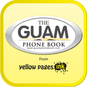 The Guam Phone Book icon