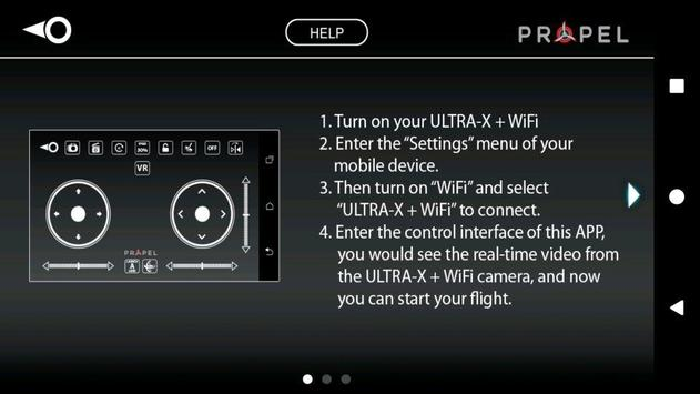 Ultra-X + WiFi screenshot 1