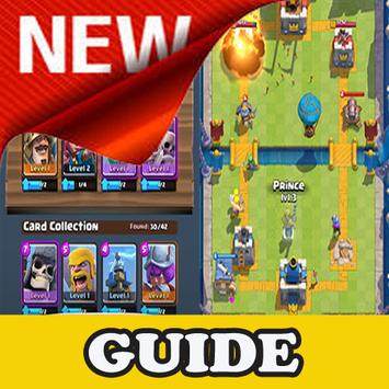 Guide :Clash ROYALE Free poster