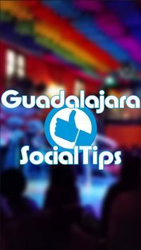 Guadalajara Social Tips poster