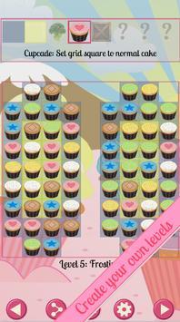 Cupcake Cascade poster