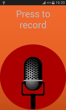 Scary Voice Changer screenshot 6