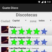Guate-disco icon