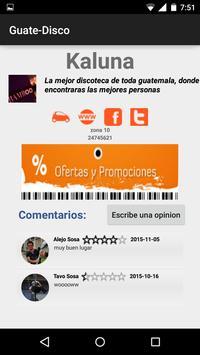Guate-disco apk screenshot