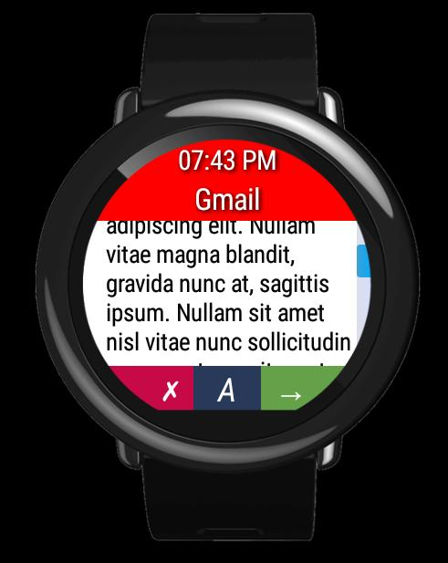 AMF - Better Amazfit Pace/Stratos notifications for Android