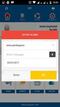 M1 Payment apk screenshot
