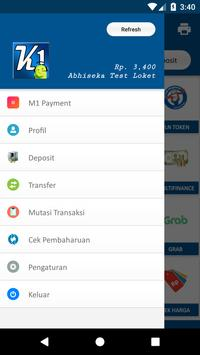 M1 Payment screenshot 2