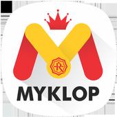 MyKLOP : Agen Pulsa, PPOB & Tiket  Termurah icon