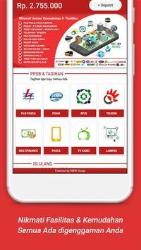 MyKLOP : Agen Pulsa, PPOB & Tiket  Termurah screenshot 3