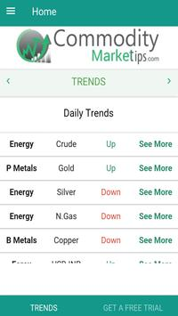 Commodity Market Tips poster