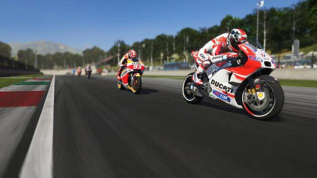 MotoGP Racing 3D poster