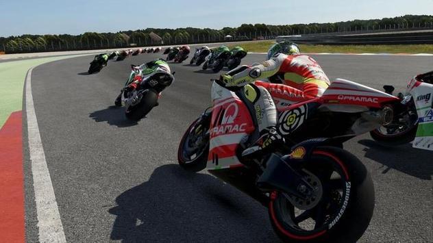 MotoGP Racing 3D apk screenshot