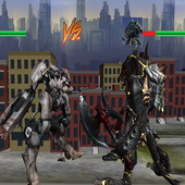 Robots vs Bestias icon
