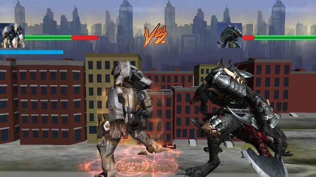 Robots vs Bestias screenshot 13