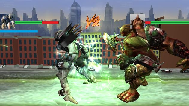 Robots vs Bestias apk screenshot