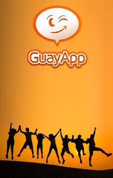 GuayApp poster