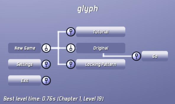 Glyph (Lite) poster
