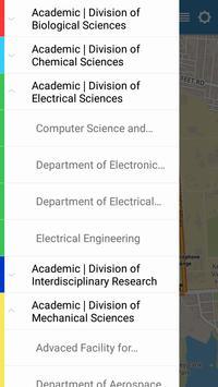Navigate @ IISc apk screenshot