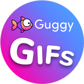 Guggy GIF Keyboard icon