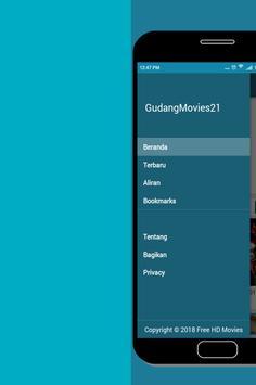 Gudang Movies 21 screenshot 1