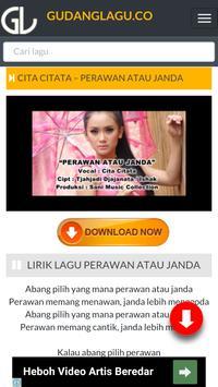 Gudang Lagu apk screenshot