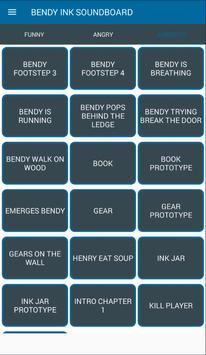 Bendy Ink Soundboard screenshot 2