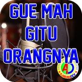 Video Musik Gue Mah Gitu Orangnya icon