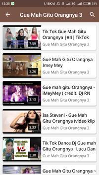 Video Musik Gue Mah Gitu Orangnya screenshot 4