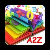 Books Kids A2Z icon