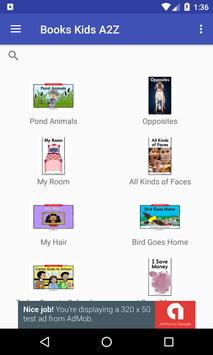 Books Kids A2Z screenshot 1