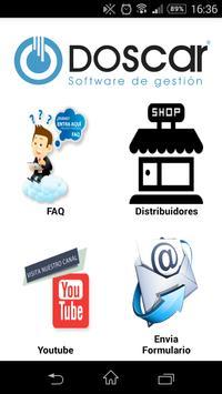 Doscar Apps Distribución poster