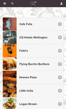 CQ Hotels Wellington apk screenshot