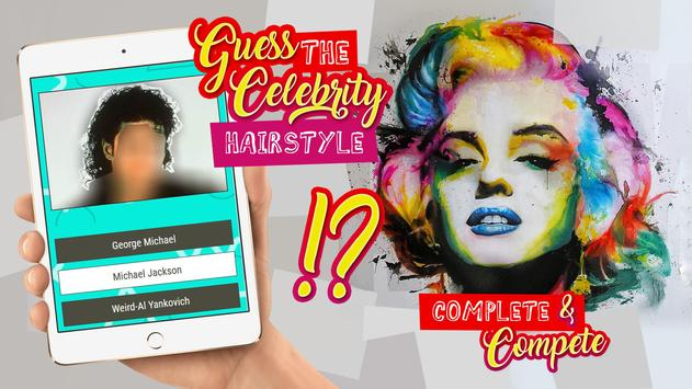 Guess The Celebrity Hairstyle screenshot 7
