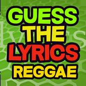 Guess The Lyrics Reggae Quiz icon
