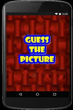 Guess Picture Fruit poster