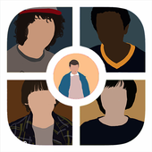 Guess The Stranger Character Quiz icon