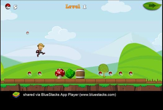 Donald TRUMP Adventure apk screenshot