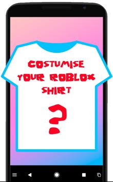 guide for roblox shirt template tutorial poster