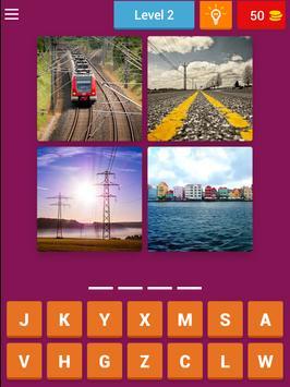 Four Pic One Word apk screenshot