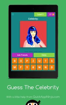 Mad Guess Celebrity Star apk screenshot