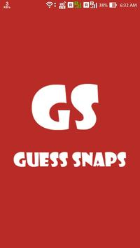 Guess Snaps poster