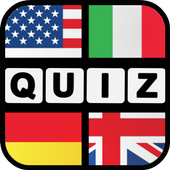 Guess the Flag Quiz 2016 icon
