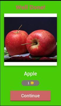 Guess The Fruits screenshot 1