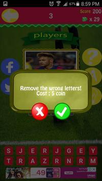 Guess The Player Football 2018 screenshot 4