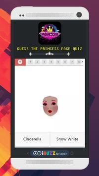 Guess Princess by Face Quiz screenshot 2