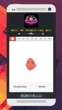 Guess Princess by Face Quiz screenshot 4