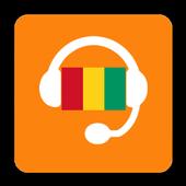 Guinea Emergency Call icon